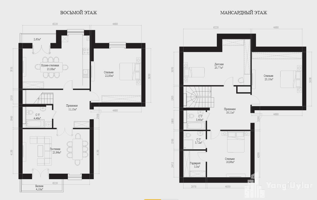 5 — комнатные