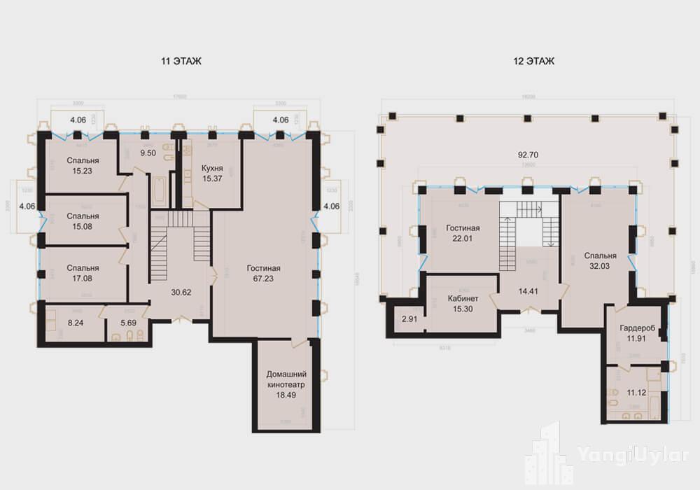8 — комнатные