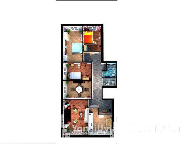 5 - комнатная